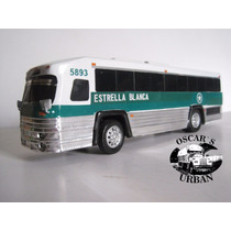 Autobus Dina Avante De Estrella Blanca A Escala 1:43