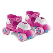 Fisher-price Barbie Grow A Pro 1-2-3 Patines Sobre Ruedas
