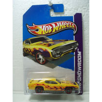 Hot Wheels 71 Plymouth Road Runner Amarillo 215/250 2013 Wsl
