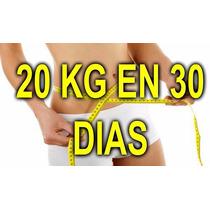 Nueva Pastilla Revolucionaria Pierde 20 Kilos En 30 Dias
