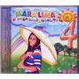 Cd Mara Lima E Seus Amiguinhos - Vol 4 (bônus_playback)