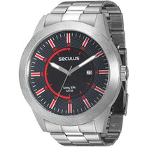 Relógio Seculus Masculino 28536g0sgna2