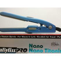 Babyliss Pro Nano Titanium Viajera