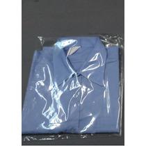 Camisa Escolar Azul Celeste.