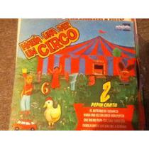 Disco Acetato: Habia Una Vez Un Circo