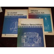 Colección Serie México Mi País Museo Nal. Antropología