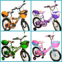 Remete Total Bicicletas Rin 12, 16, 20 Oferta! Nueva En Caja