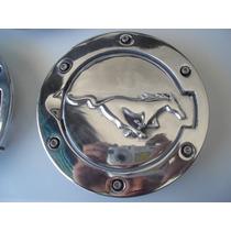 Mustang 99 _ 04 Tapa De Gasolina Emblema De Caballo