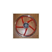Rin Delantero Aluminio Italika Argenta 110 ( Aspas ) 43-0340