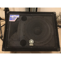 Monitor De Piso Yamaha Br15m