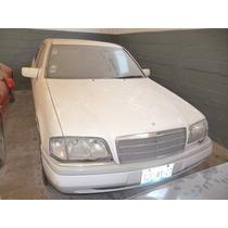 Mercedes Benz 1998 C-280 Sin Motor, No Vendemos Partes