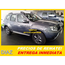 Renault Duster Privilege 4x4 0km 2016 Oportunidad Diaz (mac)