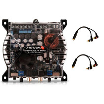 Modulo Stetsom Vs400.4 Vision Vs400 Digital + Frete + Rca Y