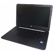 Laptop Hp 14.0 Notebook Pc 14-ac101la Intel Cel N3050 2gb