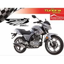 Moto Tnd Rojo Eagle Tundra