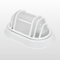 Kit 60 Arandelas Tartaruga Branca Suprema Alumínio Taschibra