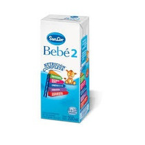 Sancor Bebé 2 - Brick 200 Ml X 30 Un.