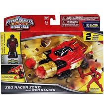 Power Rangers Super Megaforce Vehiculo Zord Con Figura