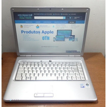 Notebook Dell Inspiron 1525 Core 2 Duo 2,1ghz 4gb Hd-320gb