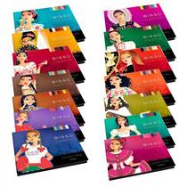 Bissú Colores De Mi Tierra Colección Completa (15 Paletas)