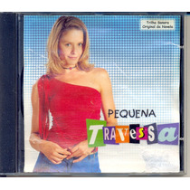 Cd Pequena Travessa - 2002 - Novela Tv Sbt