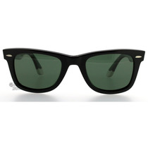 Óculos De Sol Ray-ban Rb2140 Wayfarer Original Nf