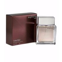 Perfume Euphoria Men Calvin Klein Cologne Edt 3.4 Oz 3.3