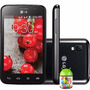 Lg L4 Ii Tri Chip E470 Tv Android 4.1 Câm 3mp 4gb Preto