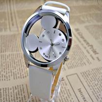 Reloj De Pulsera Mickey Mouse Para Mujer O Niño