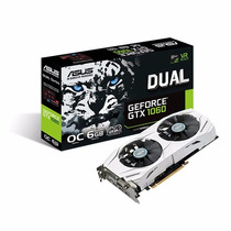 Asus Geforce Gtx1060 Dual Fan 6gb Gddr5 Nvidia A Msi