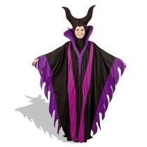 Disfraz Bruja Malefica Bella Durmiente Para Damas Adultos