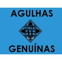 Agulha Telefunken -do Toca Disco Ps 900 (*) Pronta Entrega