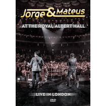 Dvd Jorge E Mateus - At The Royal Alb (984917)