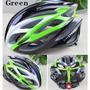 Capacete Giro Ciclismo/mtb Cor: ( Verde Com Preto E Branco )