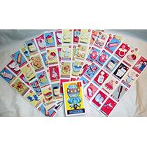 Juguete Baby Shower Mexicana Loteria Bingo En Español