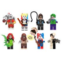Escuadron Suicida Deadshot Harley Quinn Compatible Con Lego