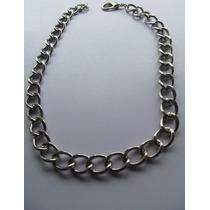 Collar Cadena 1,5cm Cadena Gruesa Metal