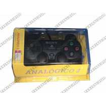 Joystick Ps2 Para Sony Playstation 2 Dualshock Blister