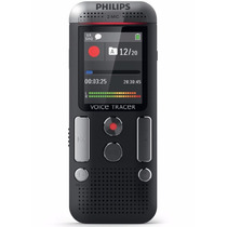 Grabadora De Voz Digital Philips Dvt2500 Grabación Estereo