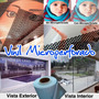 Vinil Microperforado 152x50 Precio Con Iva Por Mt2