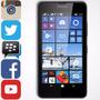 Nokia Lumia 640 4glte Bbmpin Liberados. Cc Esteccs. Ultimos!