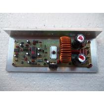Placa Montada De Amplificador Classe D (até 1200wrms/2ohms)