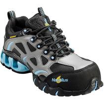 Zapato De Seguridad Nautilus N1852, Envío Gratis