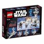 Educando Lego Star Wars 75138 Hoth Attack Construcción