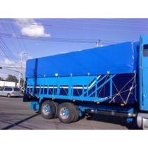 Lona Pvc Calibre 18oz 610gr Ideales Para Camiones, Toldos