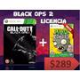 Black Ops 2 Xbox 360 Licencia + Regalos