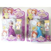 Boneca Princesa Sofia Walt Disney 9 Centímetros Coleção