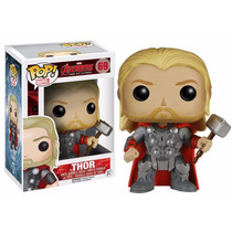 Boneco Funko Pop Marvel Avengers Age Of Ultron - Thor