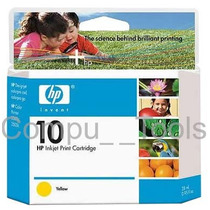 Cartucho Tinta Hp C4842al Color Amarillo 10 Cartridge