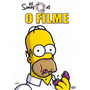 Dvd Simpsons O Filme (slim)- Original - Novo - Lacrado